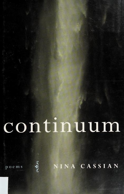 Continuum by Nina Cassian
