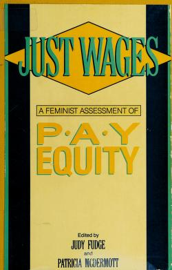 Cover of: Just wages | edited by Judy Fudge, Patricia McDermott.