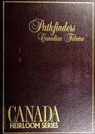 Cover of: Pathfinders | Charles J. Humber, editor-in-chief.