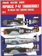 Cover of: Republic P-47 Thunderbolt (Aircam Aviation)