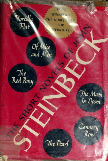 Cover of: Steinbeck, The Short Novels of John | John Steinbeck
